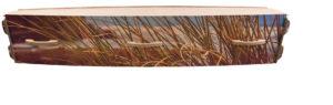 Beach Grass Casket